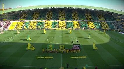 FC Nantes - EA Guingamp : un jour à la Beaujoire