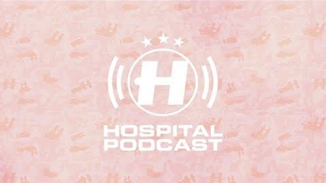 Hospital Podcast 379 with London Elektricity & Mitekiss