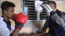 Раздробленные ноги, не забытые мечты! Боксер из Газы борется за титул чемпиона