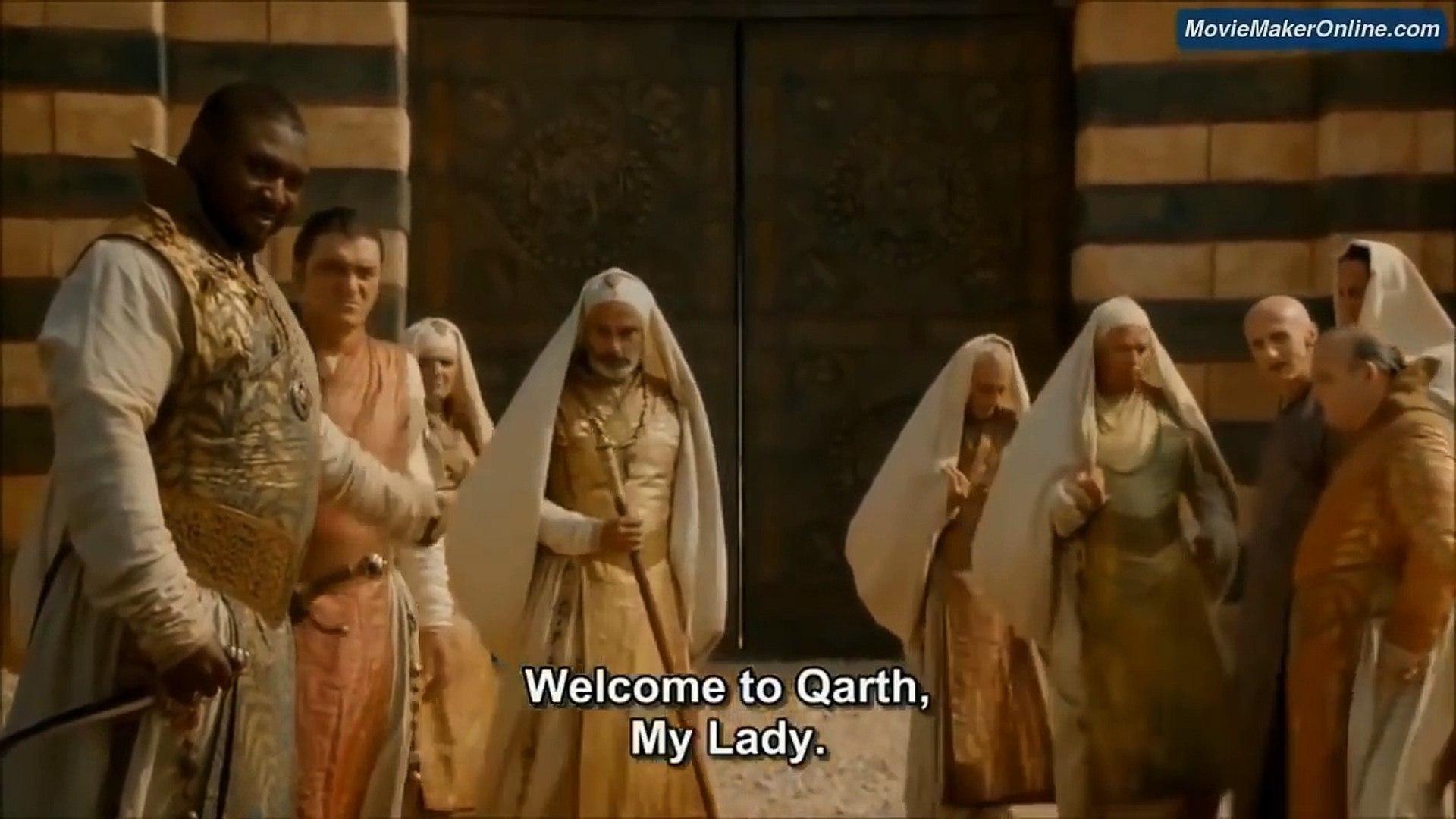 Game of Thrones Best Scenes Season 2 Episode 4