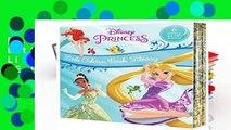 [P.D.F] Disney Princess Little Golden Book Library (Disney Princess) [E.P.U.B]