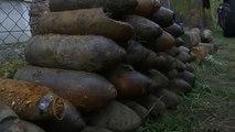 Centenaire 14-18 : repêcher les obus de la Grande Guerre