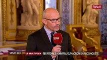 « Itinérance mémorielle » : « Si les Français aiment les leçons d'histoire, ils n'aiment pas les leçons de morale » assure Olivier Paccaud