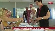 Emmanuel Macron / Diesel / Nouvelle-Calédonie - Sénat 360 (05/11/2018)