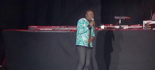 Prise de parole de René - Le JADE - Pour la Vie ! // Combattre le VIH au Togo