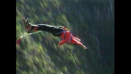 World's Highest Bungee Jump
