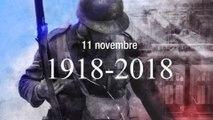 """Bourg-en-Bresse : projection de l'oeuvre """"Morts pour la France"""""""