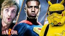 Michael B Jordan en SUPERMAN ? Comic Con 2018  - FanZone