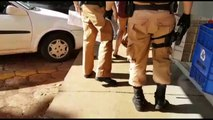 Dois são detidos após furtarem o cartão do avô