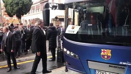 El vergonzoso momento que tuvo Gerard Piqué por ir mirando el celular