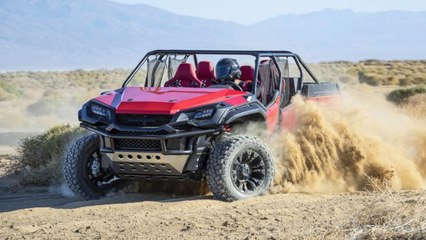 Honda Has Unveiled A Rugged Open Air Vehicle Concept
