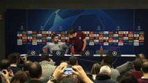 Barcelona prepare to face Inter Milan in UCL Group B match