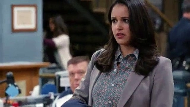 Brooklyn Nine-Nine S02E06 Jake and Sophia