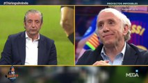 """Eduardo Inda: """"El vestuario pide que se venda a Bale y se fiche a Hazard"""""""