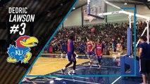 #3 College Basketball Player: Kansas F Dedric Lawson