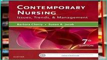 F.R.E.E [D.O.W.N.L.O.A.D] Contemporary Nursing: Issues, Trends,   Management, 7e [A.U.D.I.O.B.O.O.K]