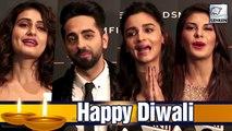 Bollywood Actors Wish Happy Diwali To Their Fans | Alia, Ayushmann