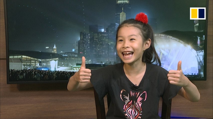 Kids react to 2018 Clockenflap acts