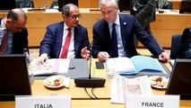 Derrière Bruxelles, l'Eurogroupe sermonne l'Italie
