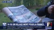Ce village est mort pour la France lors de la Première guerre mondiale
