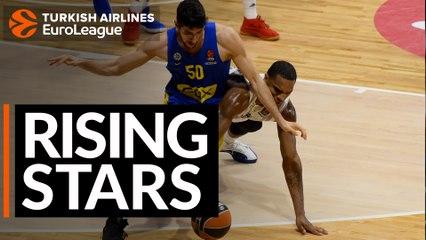 Rising Stars: Yovel Zoosman, Maccabi FOX Tel Aviv