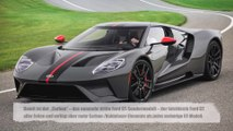 "Ford GT Supersportwagen - In Den USA Nun Auch Als Besonders Exklusives ""Carbon""-Modell Bestellbar"