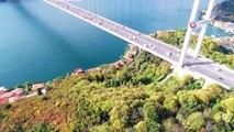 İstanbul'da Sonbahar Hayran Bıraktı