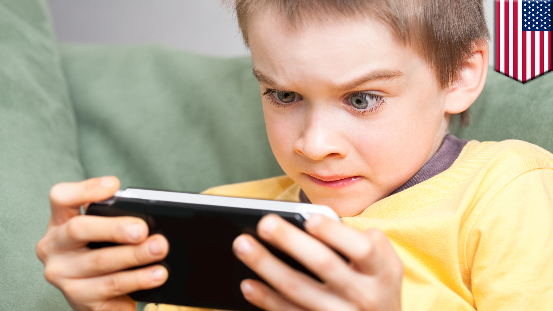 Excessive screen time linked to anxiety, depression in kids