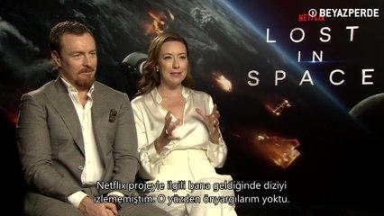 Lost in Space - Beyazperde Röportajı (Molly Parker ve Toby Stephens)