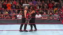 Why Dean, Why  Dean Ambrose turned on his Shield brother Seth Rollins just seconds after the duo won the Raw tag team titles.Watch tonight's episode on SS9