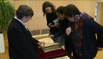 Les nouveaux livres de la bibliothèque de Grenoble
