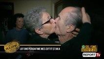 """""""Pa gjurmë"""" në Report TV gjen 77-vjeçarin e humbur, gruaja 'e mbyt' me puthje dhe përqafime"""