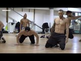 Magic Mike Live Rehearsals | Behind the Scenes Footage! | Cosmopolitan UK