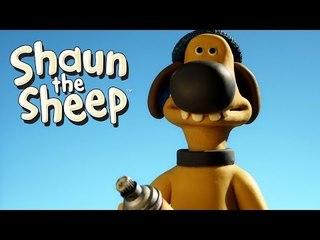 Let's Spray - Shaun the Sheep