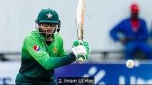 Pakistan Vs New Zeland - 1st Odi Match - Pakistan Playing 11 Vs New Zeland