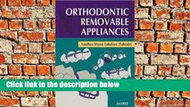 [P.D.F] ORTHODONTIC REMOVABLE APPLIANCES [P.D.F]