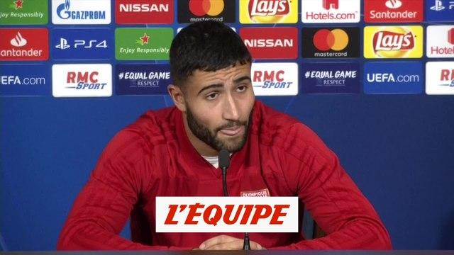Fekir «Cette atmosphère est compréhensible» - Foot - C1 - Lyon