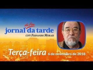 JFT: MORO CONCEDE PRIMEIRA ENTREVISTA COMO FUTURO MINISTRO