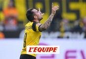 Alcacer n'abdique jamais - Foot - ALL - Dortmund