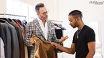Hollywood Style Clinic with Andrew Weitz Starring Algee Smith