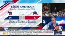"""Midterms: """"Il vaut mieux pour Trump conserver un Sénat républicain que la Chambre"""""""