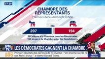 Les démocrates remportent la Chambre, les républicains gardent le Sénat: à qui profite les midterms?