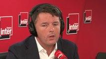 """Matteo Renzi pense que avec Macron et les mouvements de la gauche et du centre """"nous allons gagner les prochaines élections européennes"""""""