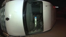Bursa'da İki Aracın Çarpıştığı Kazada Anaokulu Servis Minibüsü Devrildi