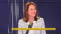 """""""Ce sont les femmes qui permettent l'entrée de la diversité parmi les élus"""", estime Ségolène Royal"""