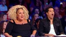 """Un candidat de """"La France a un incroyable talent"""" sur M6 va directement en finale grâce au golden buzzer - Regardez sa prestation - VIDEO"""