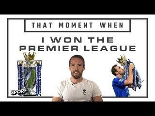 That Moment When... I won the Premier League | Christian Fuchs