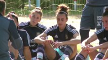 Feature: Meet Argentina's female stars who are striving for equality with Messi and co.
