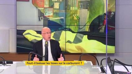 Eric Ciotti invité de 8h30Politique sur France Info 06/11/2018