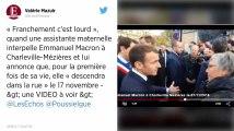 Prix des carburants : Macron de nouveau interpellé à Charleville-Mézières